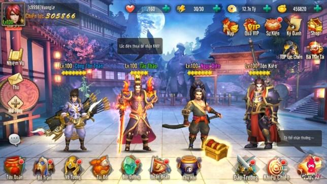 Top 6 game kiếm hiệp dành cho mobile IOS mới ra mắt tháng 09-10/2018
