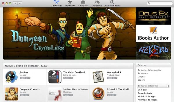 La Mac App Store llega a las 10.000 aplicaciones