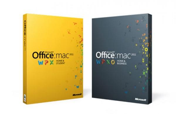 Microsoft Office 2011 SP2 para mac