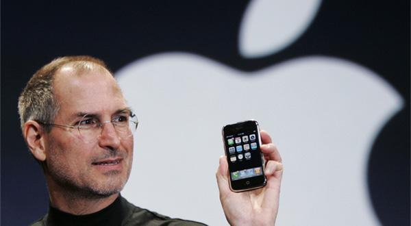 Steve Jobs trabajó en el diseño del futuro iPhone 5
