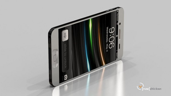 Concepto de iPhone 5 de Jon Fawcett