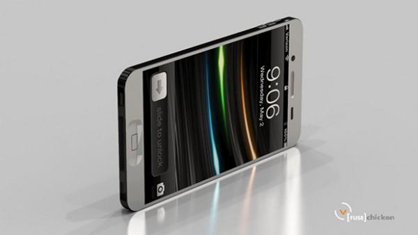 Concepto de iPhone 5 de Jon Fawcett