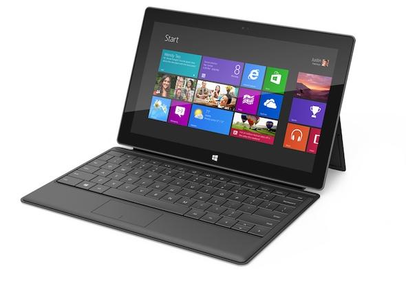 En la Keynote de Microsoft el tablet Surface se bloquea