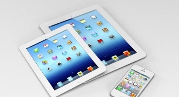 WSJ: Los proveedores preparan la producción del mini iPad