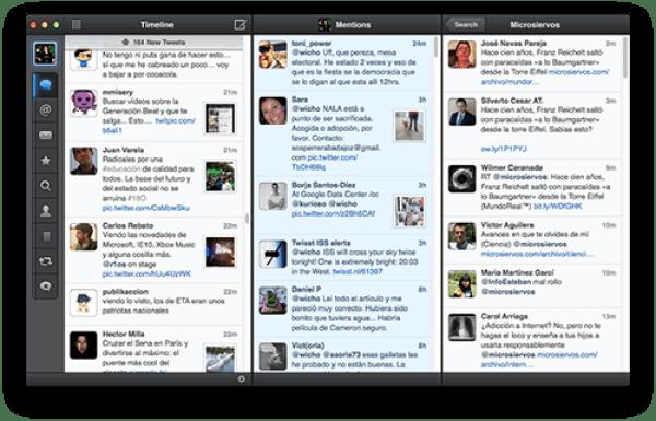 Tweetbot para Mac disponible en Mac App Store