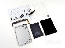 todos los componentes del ipad mini