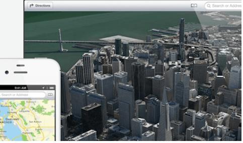 mapas OS X 10.9