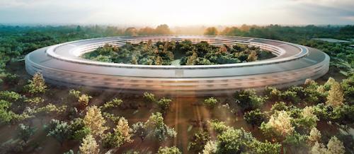 El nuevo Campus de Apple retrasado hasta el 2016