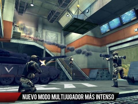 Modern Combat 4 Zero Hour 2