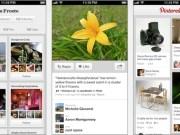 Pinterest se actualiza v. 2-4
