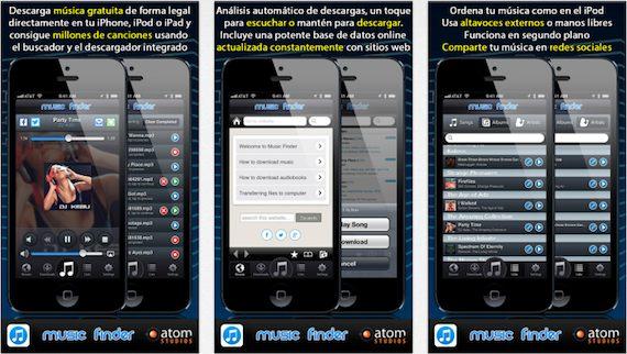 Music Finder-iphone