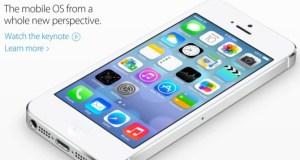 ios 7 de Apple