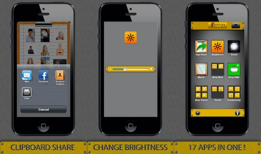 1TapBundle para iPhone