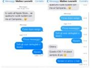 Mensajes en iOS 7