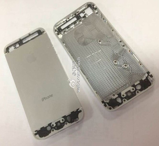 Nuevas fotos del iPhone 5S