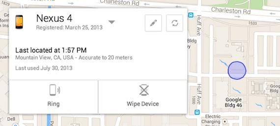 Android lanzará su versión de ¨ Buscar mi iPhone ¨ a finales de Agosto