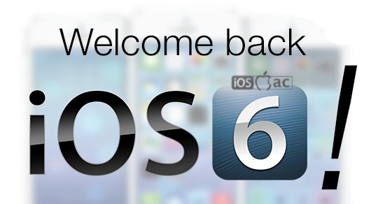 downgrade de iOS 7 a iOS 6 en el iPhone 4