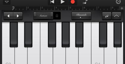 GarageBand gratis para iOS