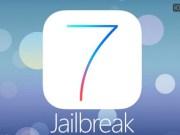 Jailbreak tethered de iOS 7-iosmac
