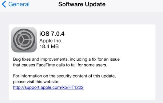 ios 7.0.4-disponible