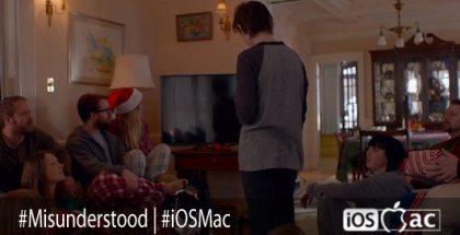 Misunderstood spot Navidad-iosmac