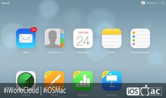 iWork con iCloud-actualizacion-iosmac