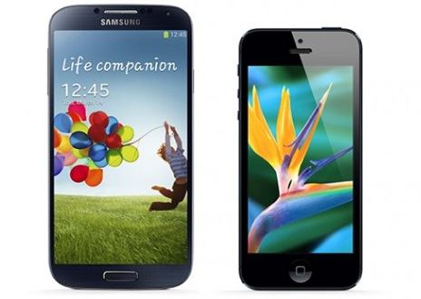 Apple supera a Samsung