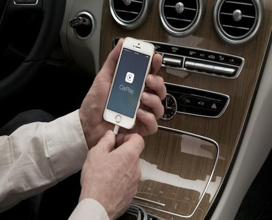 Mercedes-Benz muestra la integración de CarPlay-iosmac-1
