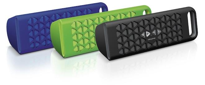 Muvo-Portable Wireless Speakers de Creative-iosmac