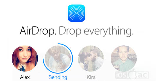 AnyDrop: Enviar cualquier archivo por AirDrop a dispositivos de Apple | Cydia