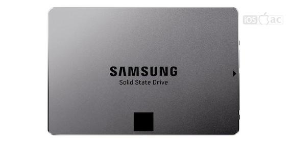 SSD EVO 840 DE Samsung-iosmac
