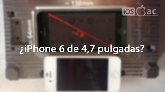iPhone 6 de 4,7 pulgadas-iosmac