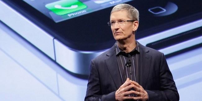 Las acciones de Apple superan los 600 dólares por primera vez desde 2012