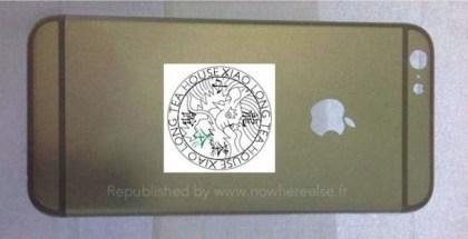 Carcasa trasera iPhone 6-iosmac