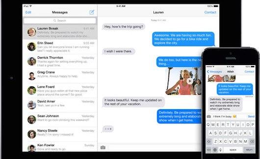 iMessage: las novedades que nos han mostrado en la WWDC