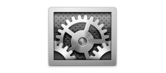Ajuste de sensibilidad en un MacBook-preferencias