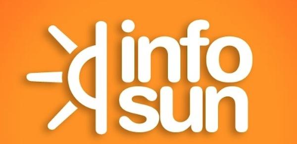 InfoSun, la aplicación imprescindible para tomar el sol en la playa