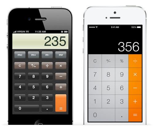 Calculadora en iOS