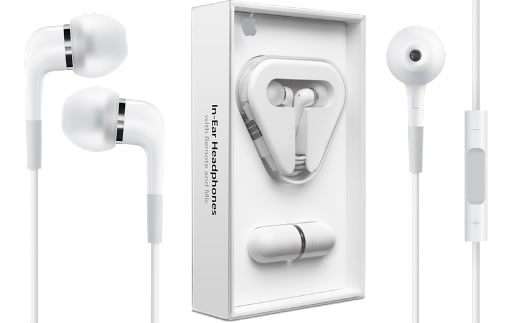 In Ear Apple