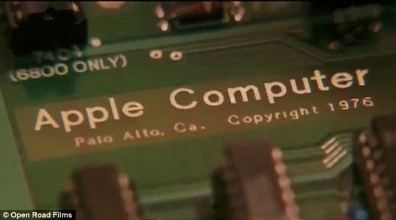 Inconfundible, Apple Computer