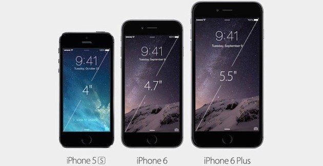 iPhone 5S -iPhone 6 - iPhone 6 Plus - iosmac