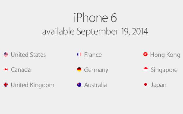 iPhone-6-disponibilidad