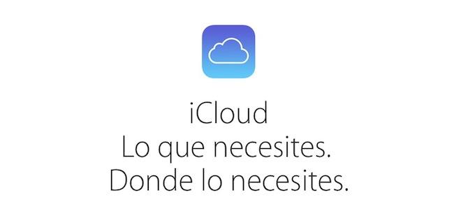 Apple aumenta el espacio para contactos en iCloud en silencio