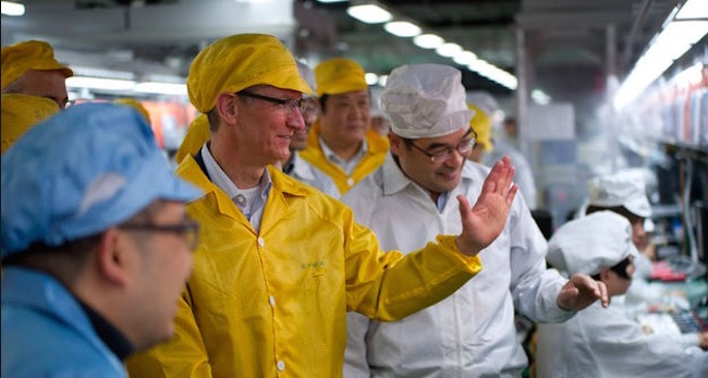 Tim Cook habla de Apple Pay en china - iosmac