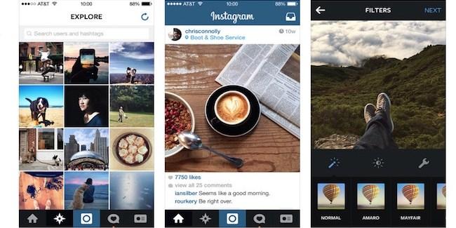Instagram permite cambiar las descripciones - iosmac