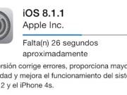 iOS 8.1.1 disponible- iosmac