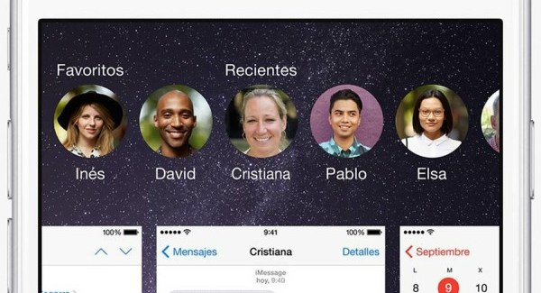 Incluye los perfiles de Facebook en tus contactos del iPhone