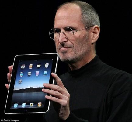 ¿Que es un iPad? Jobs lo presentaba así