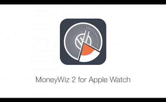 MoneyWiz tiene preparada su app para el Apple Watch
