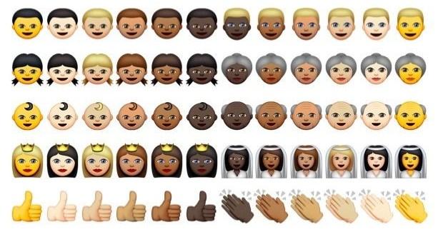 Apple añade 300 nuevos emoji en iOS 8.3 beta 2